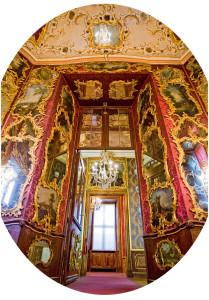 Spiegelkabinett im Stadtschloss Fulda