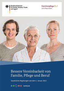 Buchtipp: Bessere Vereinbarung von Familie, Pflege und Beruf
