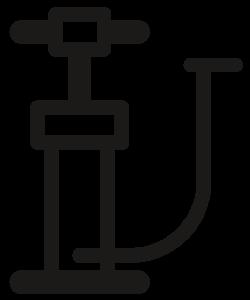Grafik Luftpumpe