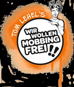 Grafik Logo Mobbingfrei