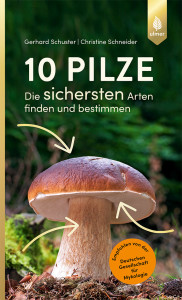 Buchcover 10 Pilze